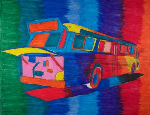 The King of Transit (C.Gaiter)