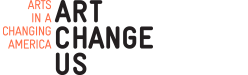 Arts in a Changing America Sticky Logo