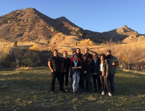 ArtChangeUS@Pine Ridge/Rapid City Learning Exchange
